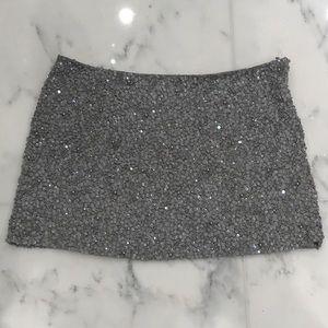 Parker, Sequin Mini Skirt. NWOT. Sz. Med